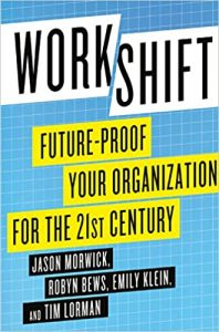 work shift book cover
