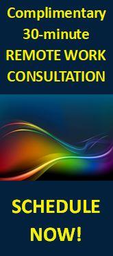 30-minute Remote Work Consultation